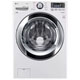 LG WM3370HWA 4.3 Cu. Ft. White Front Load Steam Washer - WM3370HWA - IN STOCK
