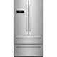 Bosch 800 Series B21CL80SNS 21 Cu. Ft. Stainless 4-Door French Door Refrigerator - B21CL80SNS - IN STOCK