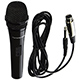 Karaoke USA Professional Dynamic Microphone - M189 - IN STOCK