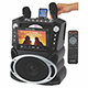 Karaoke USA DVD/CDG/MP3G Karaoke, Video, Music Player w/ 7 inch LCD - GF829 - IN STOCK