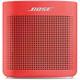 Bose SLINKREDII SoundLink Color Bluetooth Speaker II - Coral Red - SLINKREDII - IN STOCK
