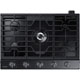 Samsung NA30K6550TG 30 in. Black Stainless 5 Burner Gas Cooktop - NA30K6550TG - IN STOCK