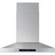 Samsung NK30K7000WS 30 in. Stainless Wall Mount Chimney Range Hood - NK30K7000WS - IN STOCK