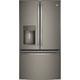 G.E. GFE26GMKES 25.8 Cu. Ft. Slate French Door Refrigerator - GFE26GMKES - IN STOCK