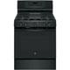 G.E. JGB700DEJBB 5.0 Cu. Ft. Black Freestanding Gas Range - JGB700DEJBB - IN STOCK
