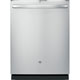 G.E. GDT695SSJSS 16 Place Setting Fully Integrated Stainless Dishwasher - GDT695SSJSS - IN STOCK