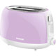 Sencor STS35VT Two Slot Toaster - Purple - STS35VT - IN STOCK