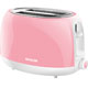 Sencor STS34RD Two Slot Toaster - Pink - STS34RD - IN STOCK
