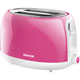Sencor STS2708RS Two Slot Toaster - Pink - STS2708RS - IN STOCK