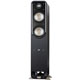 Polk Audio S55 Signature HiFi Home Theater Tower Speaker - Black - AM9531-A / S55 - IN STOCK