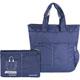 TUCANO BPCOSHBLUE Compatto Shopper Super Light Foldable Bag - Blue - BPCOSHBLUE - IN STOCK