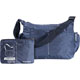 TUCANO BPCOSLBLUE Compatto Sling Super Light Foldable Shoulder Bag - Blue - BPCOSLBLUE - IN STOCK