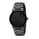 CITIZEN AU106558E Axiom Mens Eco-Drive Black Stainless Steel Watch - AU1065-58E / AU106558E - IN STOCK