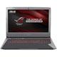 Asus G752VSRB71 ROG 17.3 in. Intel Core i7-6700HQ, 16GB RAM, 1TB HDD, Silver Windows 10 Laptop - G752VSRB71 - IN STOCK