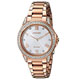 CITIZEN EM023351A Womens Eco-Drive POV Rose-Gold Stainless Steel Watch - EM0233-51A / EM023351A - IN STOCK