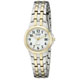 CITIZEN EW154453A Silhouette Womens Eco-Drive Two-Tone Stainless Steel Watch - EW1544-53A / EW154453A - IN STOCK
