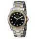 Bulova 98D122 Mens Two-Tone Stainless Steel Diamond Watch - 98D122 - IN STOCK