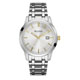 Bulova 98B241 Mens Two-Tone Stainless Steel Dress Watch - 98B241 - IN STOCK