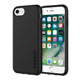 Incipio IPH1465BLK Dual Layer DualPro Protective Case for iPhone 7 - Black - IPH1465BLK - IN STOCK