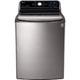 LG WT7700HVA 5.7 Cu. Ft. Stainless Top Load Washer - WT7700HVA - IN STOCK
