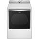 Maytag MEDB835DW 8.8 Cu. Ft. White Electric Dryer - MEDB835DW - IN STOCK
