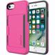Incipio IPH1477PKC Stowaway Case for iPhone 7 - Pink - IPH-1477-PKC / IPH1477PKC - IN STOCK