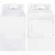 Hotpoint White Top Load Washer/Dryer Pair - HSWP1000PR - IN STOCK