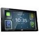 JVC KWV830 Double Din AM/FM DVD Receiver w/ Bluetooth - KW-V830BT / KWV830 - IN STOCK