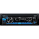 JVC KDR880 Single Din AM/FM Bluetooth CD Receiver  - KD-R880BT / KDR880 - IN STOCK
