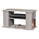 Corporate Images Silver TV Stand for 32 / 35 inch TVs - FS3144 - IN STOCK