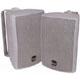 Dual 4 in. 3-Way Indoor / Outdoor Loudspeakers (pr.) - LU43PW - IN STOCK
