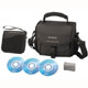 Sony DVD Handycam Camcorder Accessory Kit - ACCDVDP2 - IN STOCK