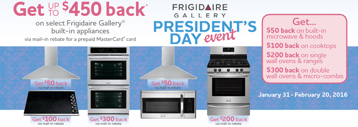 Frigidaire Does it again