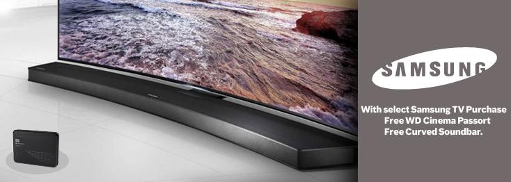 Experience 4k TV