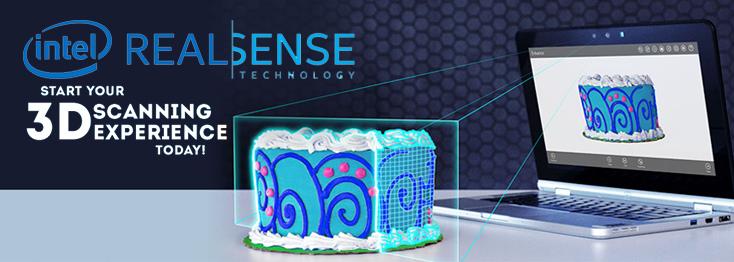 intel New Real Sense