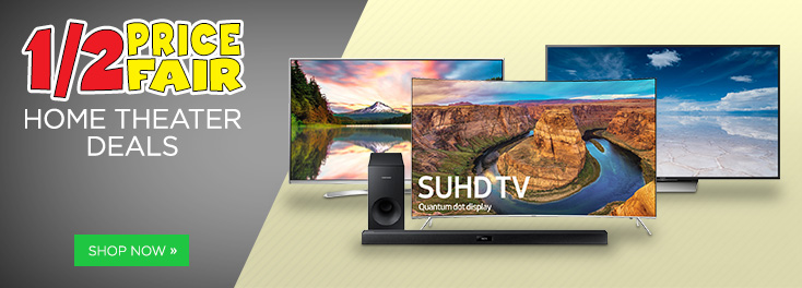 Home Theater Deals!