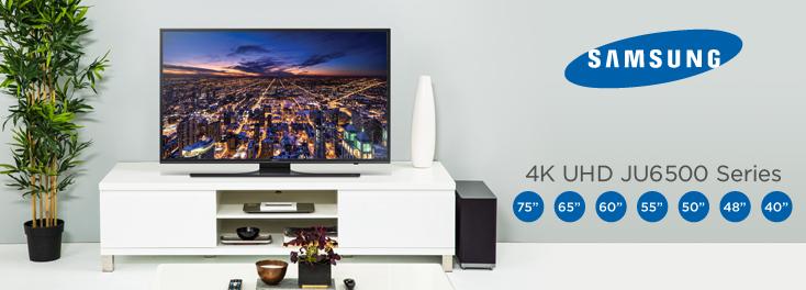 Samsung JU6500 Series