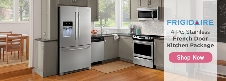 Frigidaire Kitchen Package