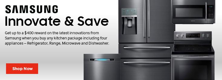 Samsung Innovate & Save