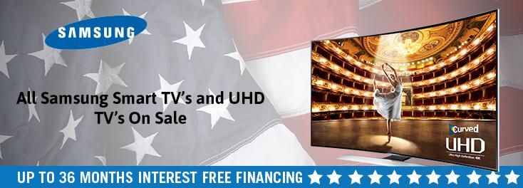 Samsung UHD 4K