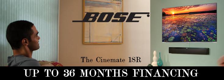 Bose CineMate 1 SR
