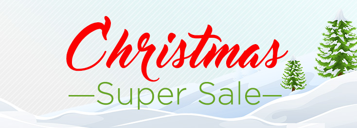 The Christmas Super Sale
