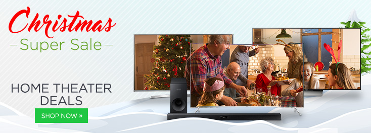 Christmas Home Theater Deals