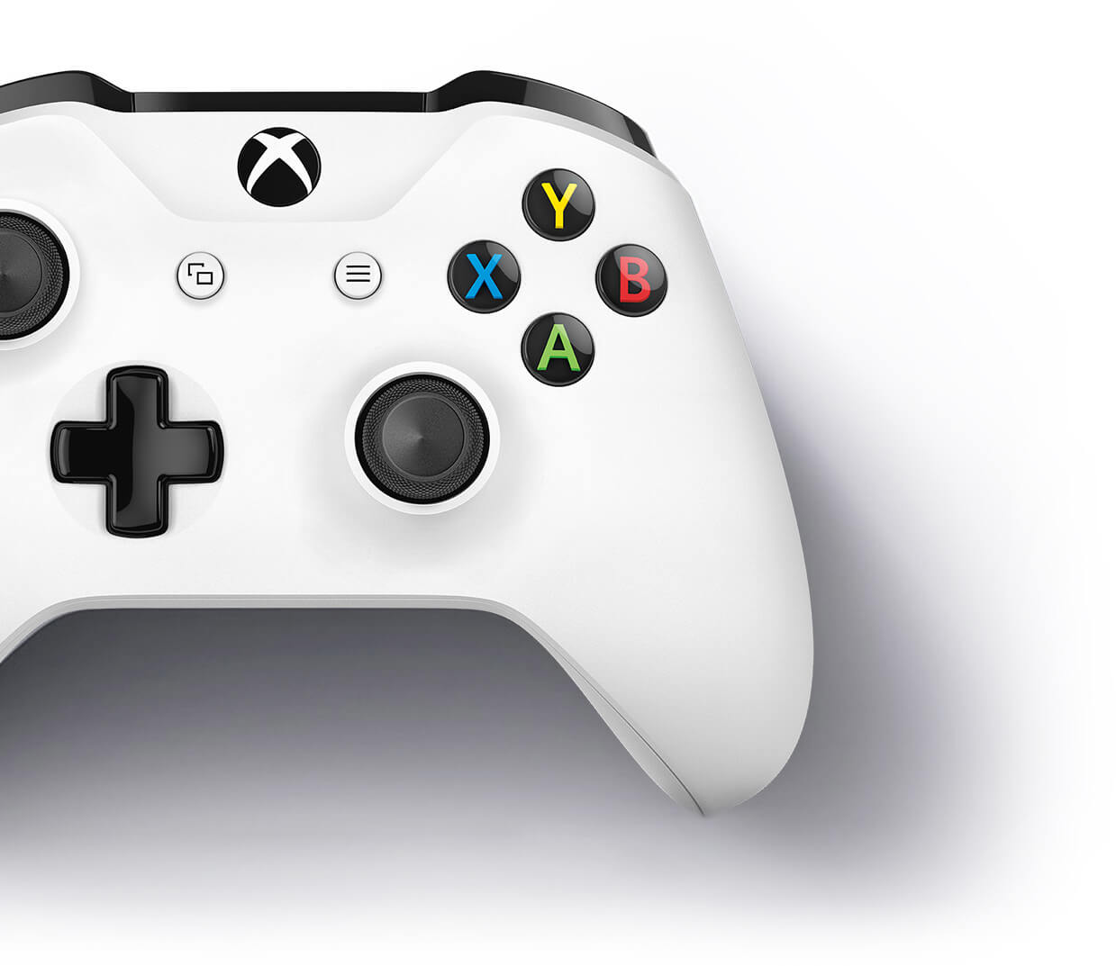 Xbox One games and accessories work together