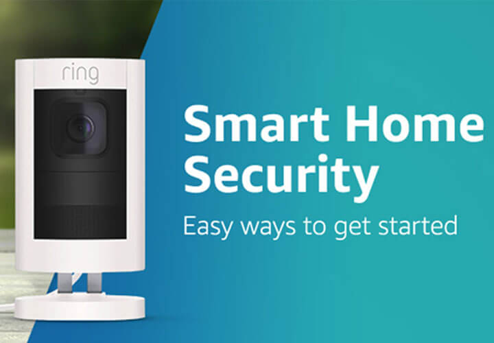 Smart Home & Security Banner