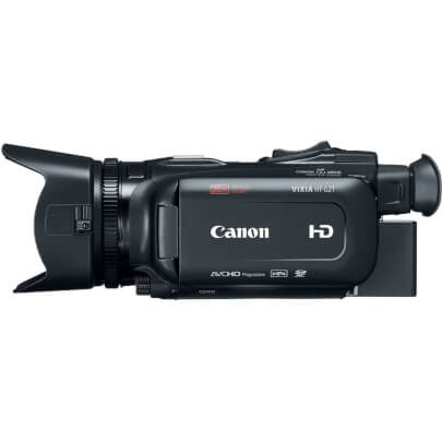 Canon HFG21 view 4