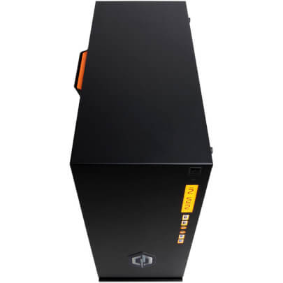 CYBERPOWERPC SLC8800CPG view 4