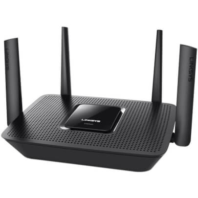 Linksys EA8300 view 1