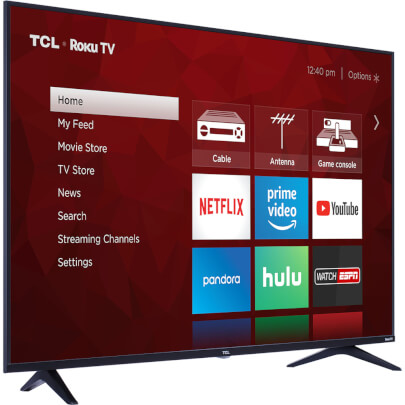 TCL 49S517 view 2