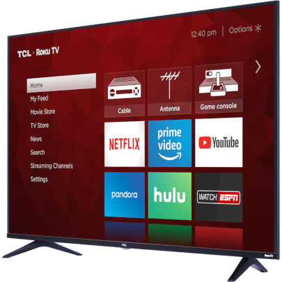 TCL 49S517 view 3
